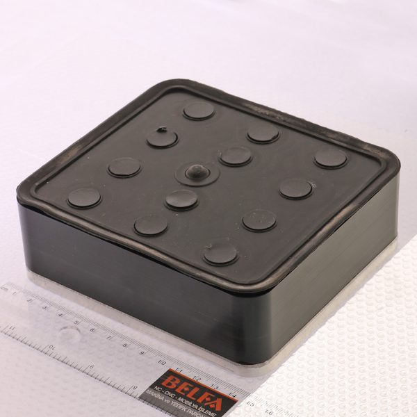 Vakum Fincanı Biesse Rover Contalı - 148x130x48mm